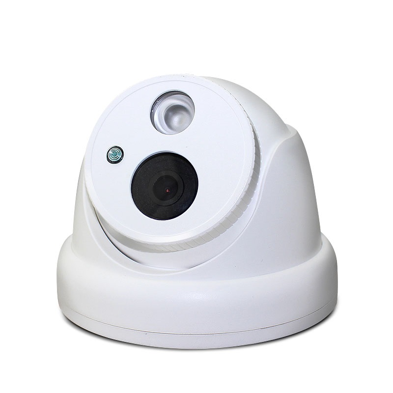 Wireless monitoring network one machine HD card night vision wifi home