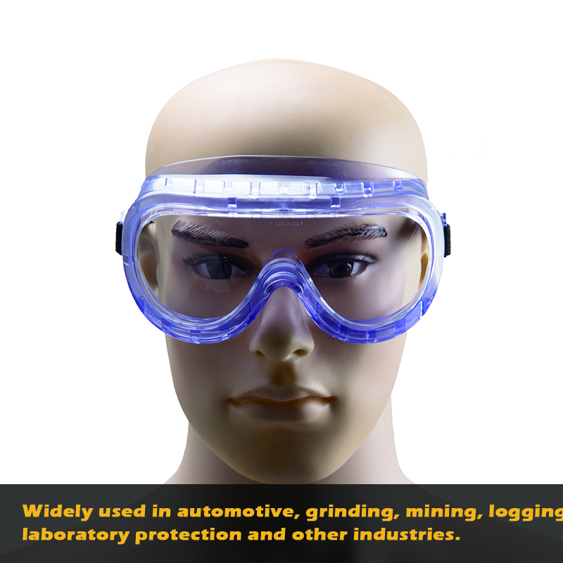 2017 New Safety Goggles Protective Glasses Protect Eyes Mask Dust-Proof And Viewed Brace Sand Dust Labor Insurance Glasses Work labor protection welding safety goggles work light car wind and dust anti fog laser protective goggles vintage working glasses