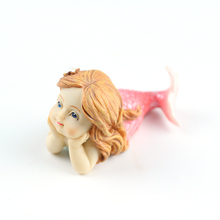 Nicole Silicone Candle Molds 3D Mermaid Doll Soap Making Tool Decorating Mould