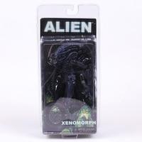 NECA ALIEN Xenomorph PVC Action Figure Collectible Model Toy 19cm