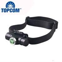 FREE SHIP Wholesale CREE XM L2 T6 LED USB Rechargeable Headlamp Headlights 18650 Head Lamp
