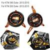 For KTM 390 200 DUKE RC390 RC200 2012 2013 2014 2015 CNC Engine Cover Slider Frame