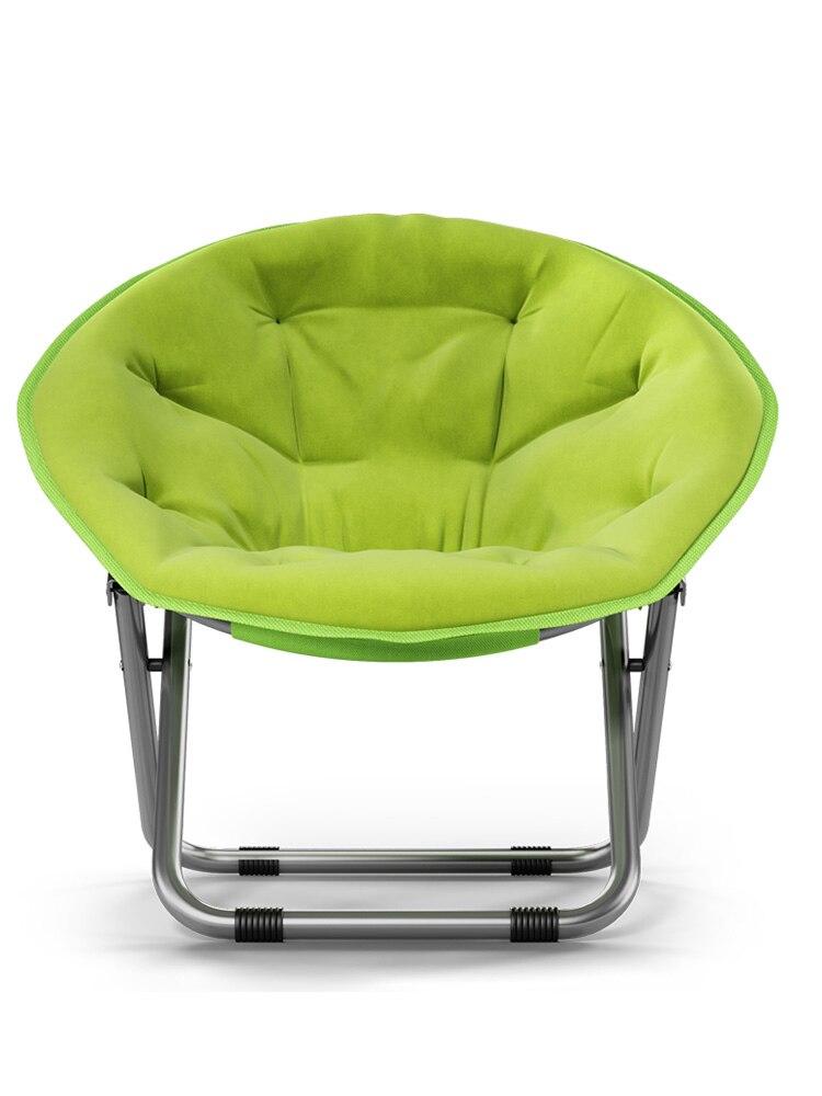 Piliers Grand Microsuède Soucoupe Chaise avec Doux large siège Idéal pour se prélasser dortoir chambres ou appartements en Plusieurs Couleurs dans Chaises de plage de Meubles
