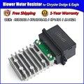 AP01 ОВКВ электродвигатель вентилятора резистор регулятора для Chrysler 300 м Concorde Intrepid 4596060 4734913AB 4734913AC 4734913AD совершенно новый