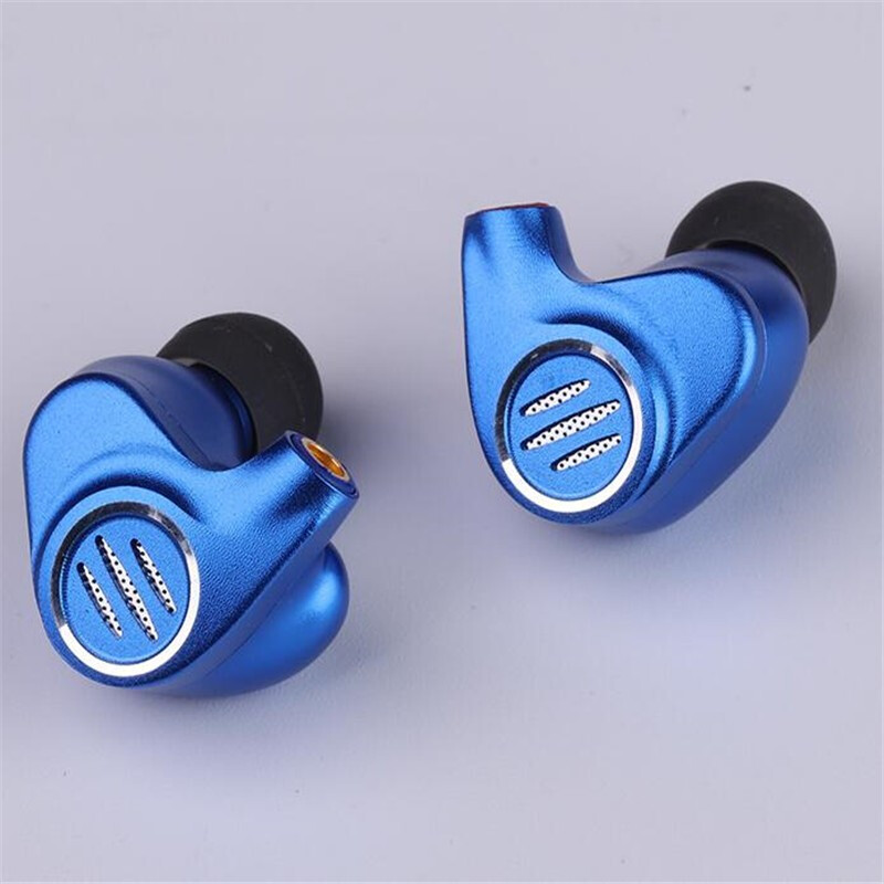 BGVP DMS 1DD+6 BA Hybird Drivers In Ear Monitor Headphones Dj Wired Hifi Stereo Mmcx High Fidelity Earphone Detachable Cable