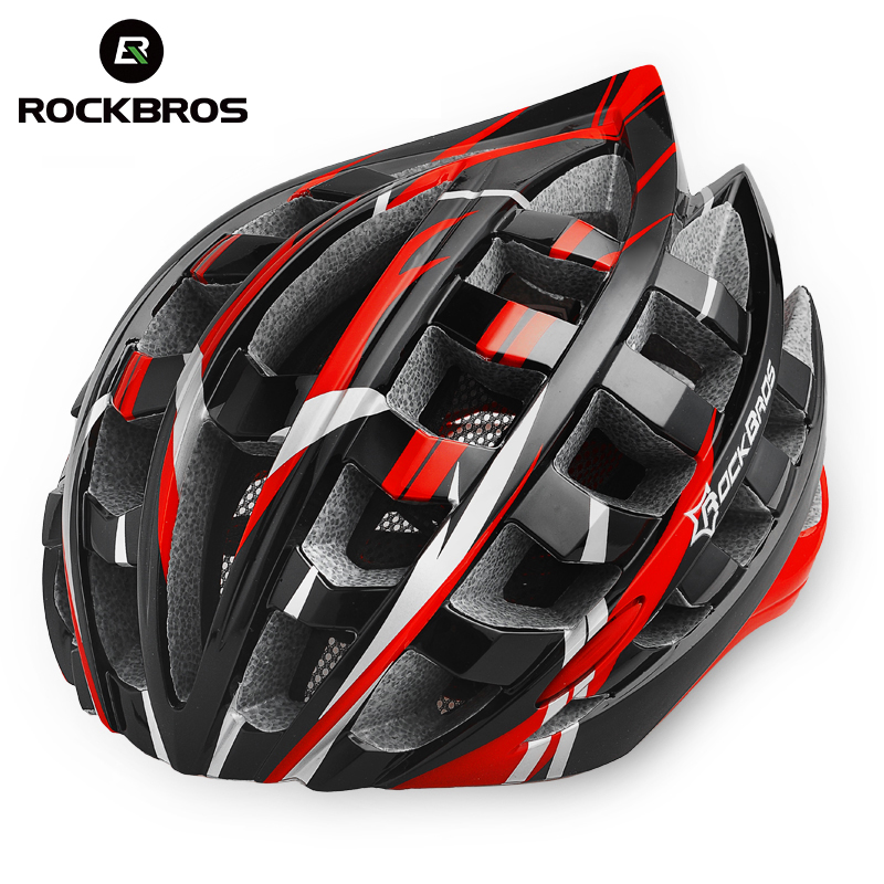 ROCKBROS MTB Cycling Riding Bike Bicycle Safety Helmet EPS Ultralight Bike Bicycle Helmet Bike Helmet Bike Bicycle Equipment men women cycling helmet eps ultralight mtb mountain bike helmet riding safety bicycle helmet