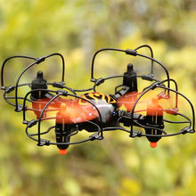 Free Shipping Hot Sell U830 2.4G 4-CH RC Helicopter 6-axi Gyro LED Gravity Hand Sensor Drone Quadcopter Toy VS X4 H107C U818A