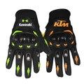 Hot Motorcycle Gloves KTM Kawasaki Men Cycling Racing Moto Glove Motorbike Full Finger Bike Protect Motocicleta Guantes Luvas