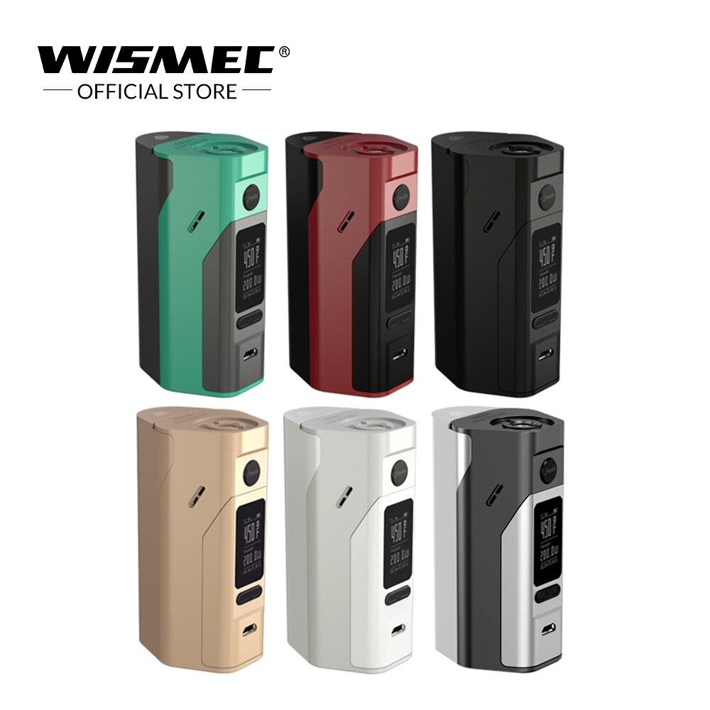 [USA/France] D'origine Wismec Reuleaux RX2/3 Mod Boîte temp contrôle 150 w/200 w sortie cigarette électronique boîte mod