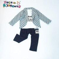 Autumn Baby Boys Clothing Sets Cotton Kids Clothes Coats + Pants +t Shirt 3pcs Casual Boys Party Gentleman Suit Children Outfits
