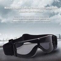 군사 고글 전술 안경 장난감 총 X800 선글라스 안경 고글 모터 안경 자전거 승마 눈 보호 최고