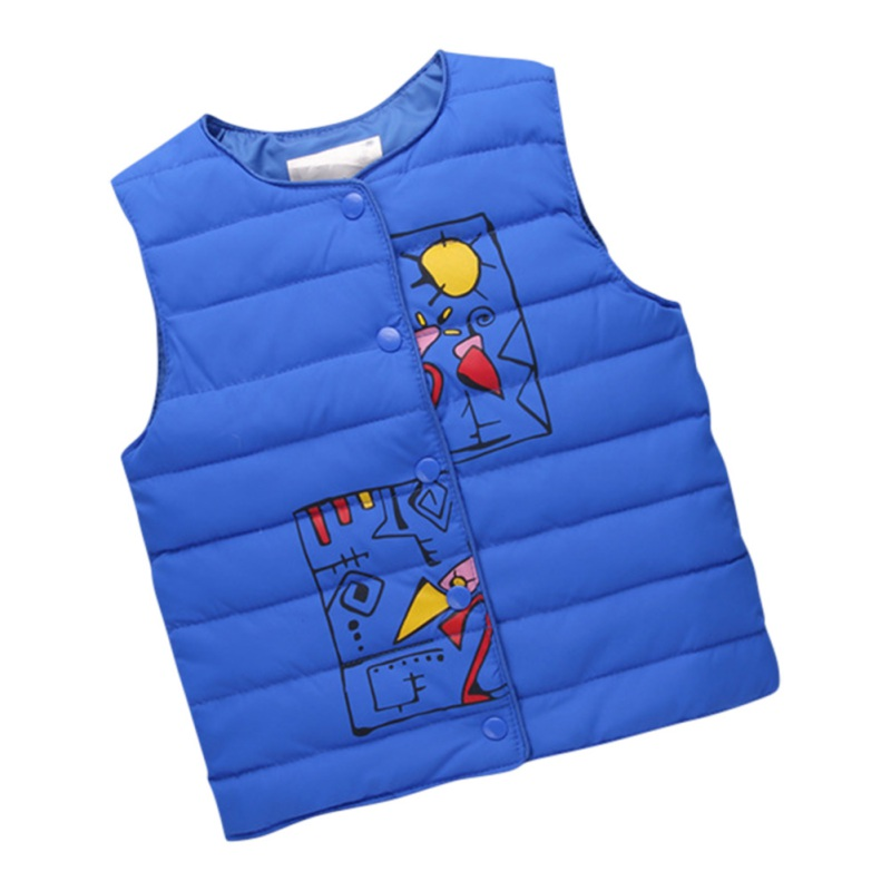 2017 Latest Fashion Children Down Vest Hot Boys And Girls Cute Warm And Comfortable Clothes r694 classy fashion hot latest wedding ring