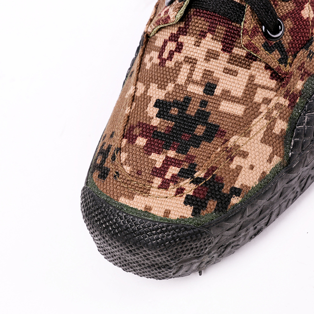 Camouflage plimsolls US Military boots men Combat sneakers  Infantry tactical boots askeri bot army bots  erkek ayakkabi
