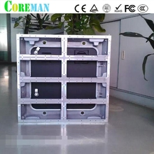 P5 outdoor led display cabinet p3.75 dot matrix led module outdoor fixed full color led display screen
