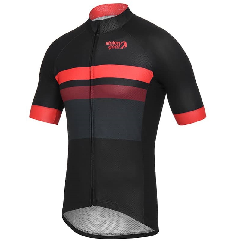 2018 stolen goat cycling Jersey Men mayot ciclismo New style cycle wear  Breathable bike racing clothes camisa ciclismo quick dry-in Cycling Jerseys  from ... 757af793f