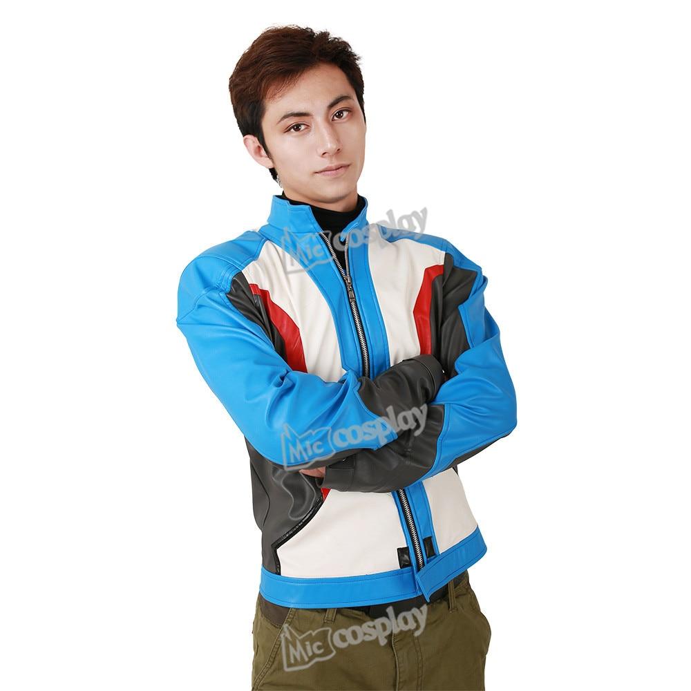 Soldier 76 Cosplay Costume Jacket Coat for Men 2