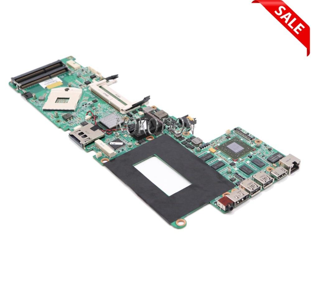 NOKOTION laptop motherboard for HP ENVY 15 DASP7DMBCD0 597597-001 PM55 ATI RADEON HD5830 DDR3 Main board warranty 60 days bd82hm55 hm55 bd82pm55 pm55