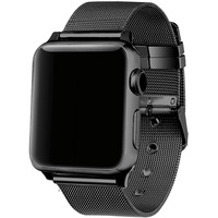 FOHUAS Milanese Loop For Apple Watch Series 3 2 1 Replacement Bracelet Band Iwatch Stainless Steel