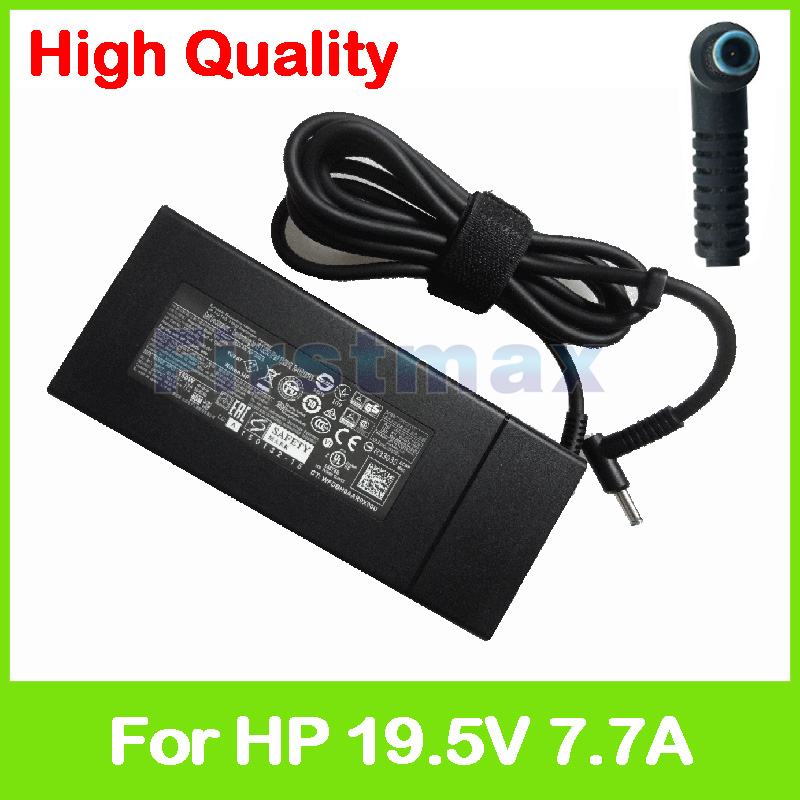 US $59 99 |Slim 19 5V 7 7A laptop AC power adapter charger for HP Omen 15  ax000 15 ax100 15 ax200 15 ce000 15 ce056na TPN DA03-in Laptop Adapter from