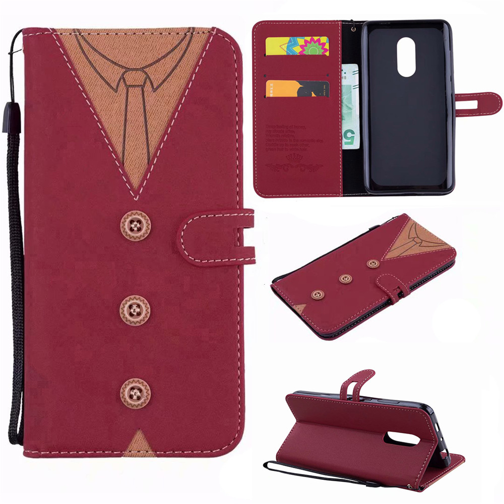Xiaomi Redmi 5 Plus Case Redmi 5A cover Canvas Leather Flip Phone Case Xiaomi Redmi 5 Redmi Note 5A Redmi Note 4X Redmi 3S Cases With lanyard16