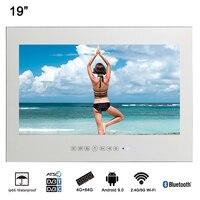 Souria 19 Волшебная Смарт Android Исчезающие зеркало IP66 телвизор для ванной комнаты USB светодиодный Водонепроницаемый ТВ с Крепления для телевизо
