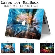 Mode pour ordinateur portable MacBook housse pour ordinateur portable nouvelle housse pour MacBook Air Pro Retina 11 12 13 15 13.3 15.4 pouces tablette sacs Torba