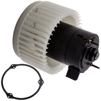 Heater AC Blower Motor w/ Fan Cage for Cobalt HHR Ion G5