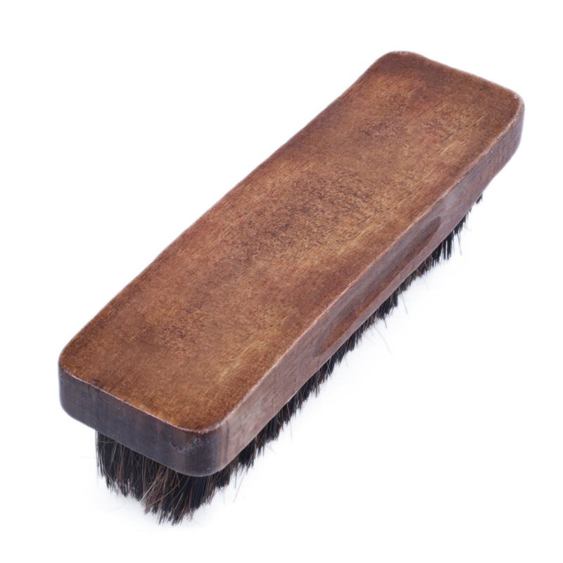 Shoe Brush Horse Hound Waxing Brush Polishing