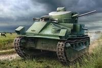 Ensamblar Modelo Trompetista 83880 1/35 tanque medio MKII * tipo vickers Kits Modelo
