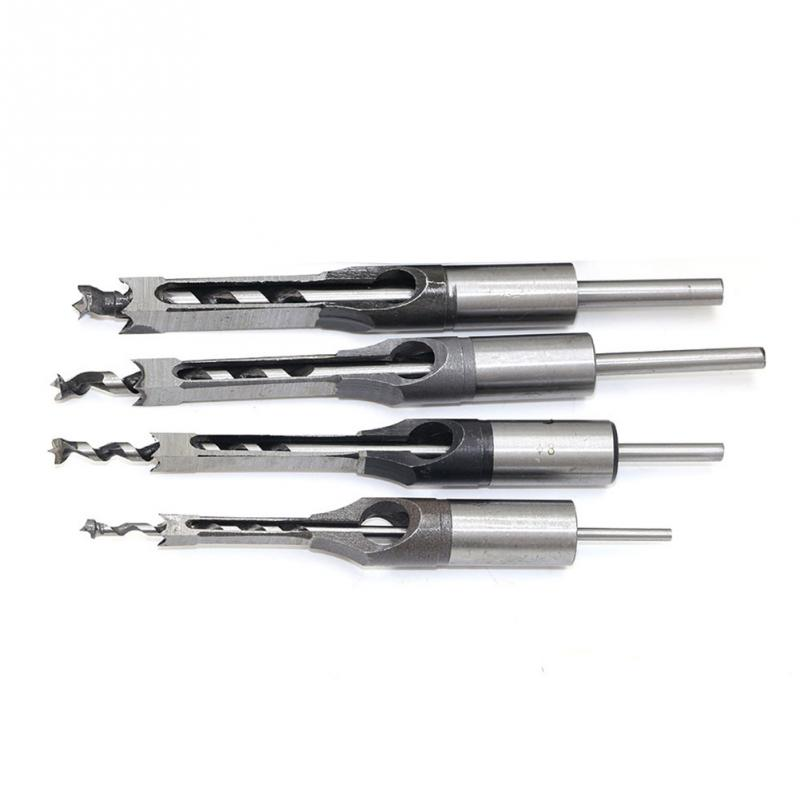 Beautiful 5pcs Broken Bolt Remover Easy Out Set Carbon Steel Broken Speed Out Damaged Screw Extractor Drill Bit Guide Set Fragrant Flavor In