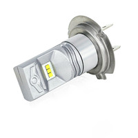 2Pcs H11 H8 H16 1156 1157 H4 H7 Super Bright High Power White CSP 6 SMD