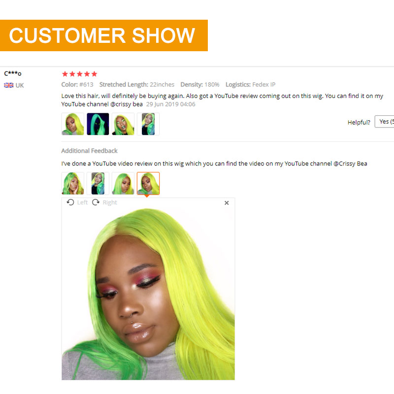 Image 5 - Bestsojoy 613  Blonde Lace Front Wig Brazilian Remy Human Hair Wigs for Black Women Straight 13x4  Transparent Lace Wig-in Human Hair Lace Wigs from Hair Extensions & Wigs