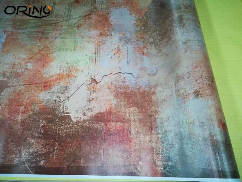 Rusty Vinyl Film Wrap-6