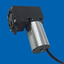 electric diaphragm brushless 12V dc aquarium pump for air