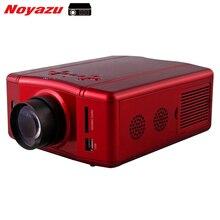 Noyazu SV-856 Proyector LCD Mini Portátil 400-600LM LED lámpara de 320×240 Píxeles Reproductor de Medios Mejores para el Hogar proyector