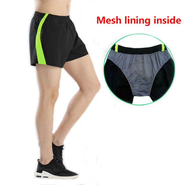 24129b2f272 Mens Training Shorts Marathon Gym Trunks Loose Sports Short Pants Man  Fitness Running Shorts Jogging Short Trousers Breech