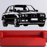 Nueva Moderne decoración luxe coche muursticker vinilo glijpastilles transporte muurtattoo voor sofá achtergrond