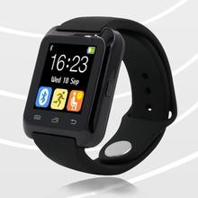 Hestia hohe qualität bluetooth 4,0 smartwatch pedometer gesunde smart watch u80 für iphone lg samsung telefon