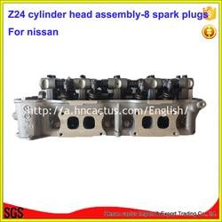 8 świece zapłonowe kompletny Z24 głowicy cylindrów 11041-20G18 dla Nissan