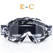 e127405c4df Motocross Goggles Ski Snow Skate Glasses Helmet Eyewears Sun Glasses  Collapsible For Motorcycle Dirt Bike ATV
