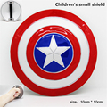 Captain America cosplay Avengers United States Captain Halloween Metal Shield Children Toys Gift Men and women Applicable