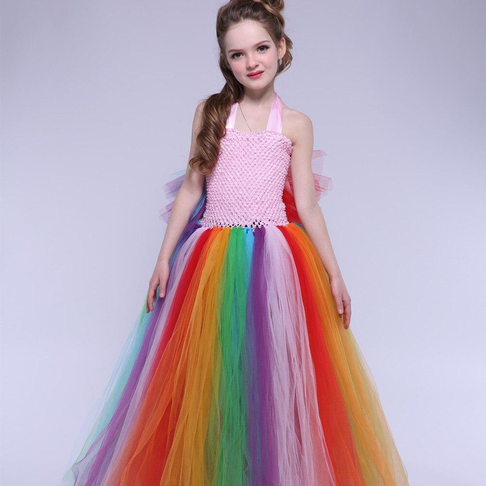 416a0fab0d28 Cute Princess Baby Dress Newborn Infant Baby Girl Wedding Party Tutu ...