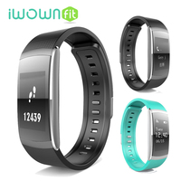 Original Iwown I6 PRO IWOWNFIT Smart Wristband Heart Rate Monitor IP67 Smart Bracelet Fitness Tracker For