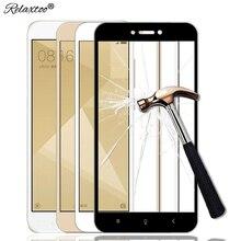 Screen Case for xiaomi mi 8 se 6 mi5 mi6 5s 5c 5x a1 redmi 4x 3 4a 4 5 plus note 5a pro 6 6a s2 Tempered Glass xiomi xaomi film