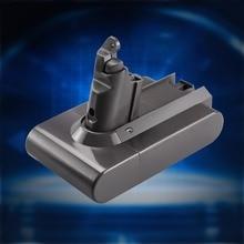 21,6 В 3000 мАч Замена Батарея для Dyson литий-ионный пылесос DC58 DC61 DC62 V6 965874-02 животного DC72 ручной Батарея