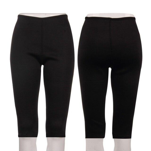 2016 hot shapers pants women slimming body shaper tummy control panties pant stretch neoprene hot shaper body leggings ZE07901
