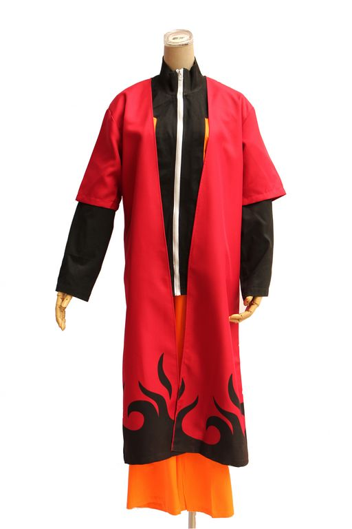 Uzumaki Cosplay Long Red Cloak Anime Cosplay Costumes Halloween Cosplay Costumes Anime Costumes Set Naruto Cosplay Costumes
