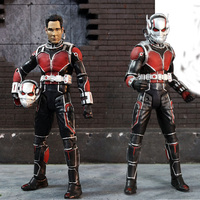 Marvel Legends Action Figure Ant Man Model Toys Collectible Avengers Infinity War Endgame Antman