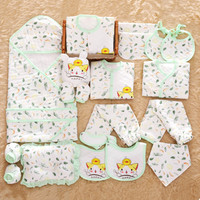 Newborn Baby Clothing Set Gift Winter Underwear Suit Infant 100% Cotton Clothing Set Boys & Girls Winter Clothes