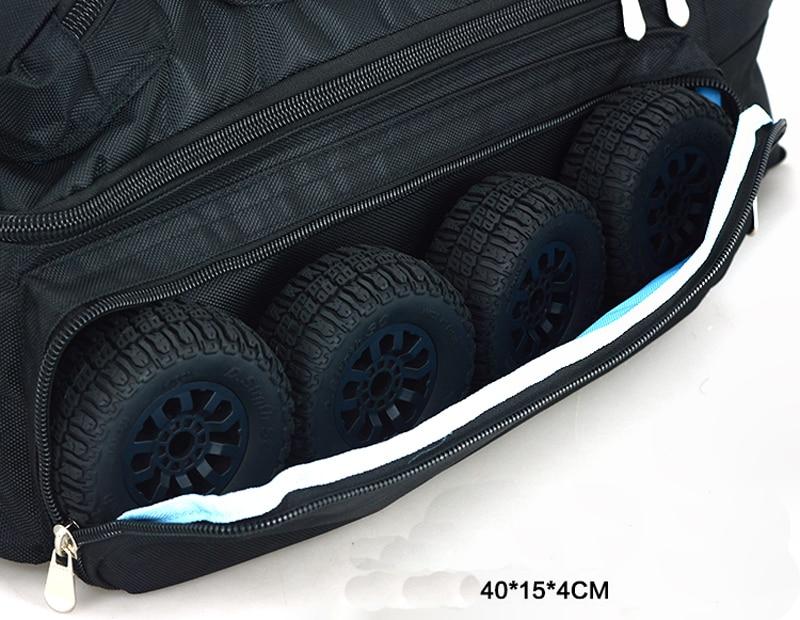1 шт. RC сумка для хранения автомобиля сумка рюкзак для Hqtoys 727 короткий грузовик дрейф пульт дистанционного управления 1/10 модель